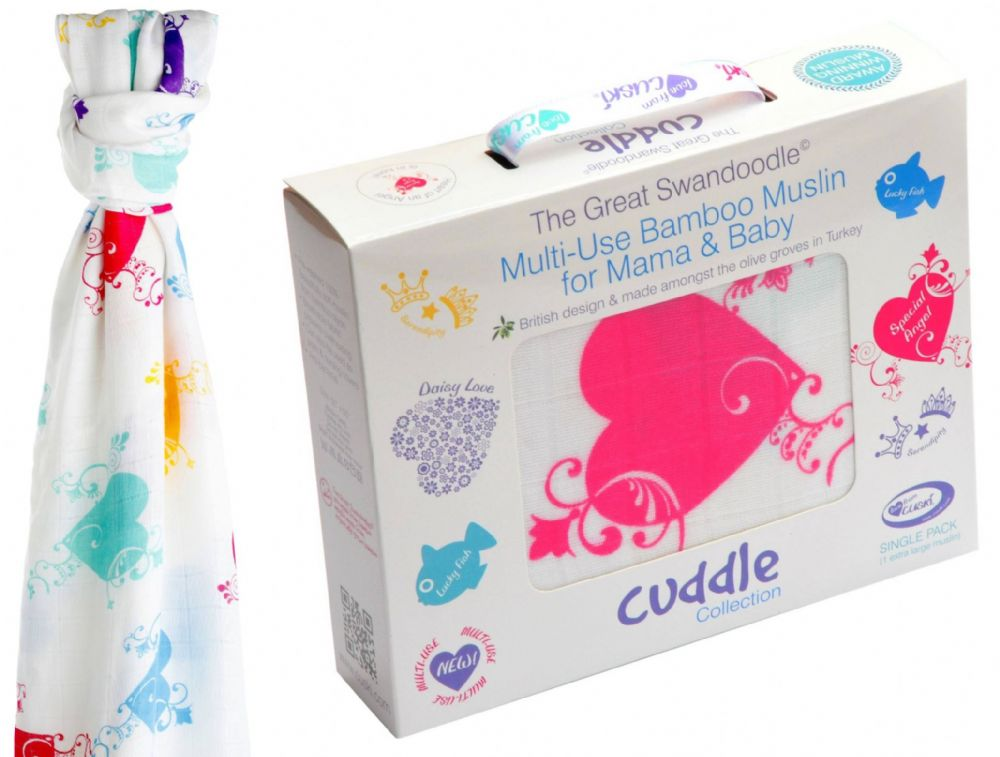 Great Swandoodle - Heart Of An Angel ~ Sold Out!